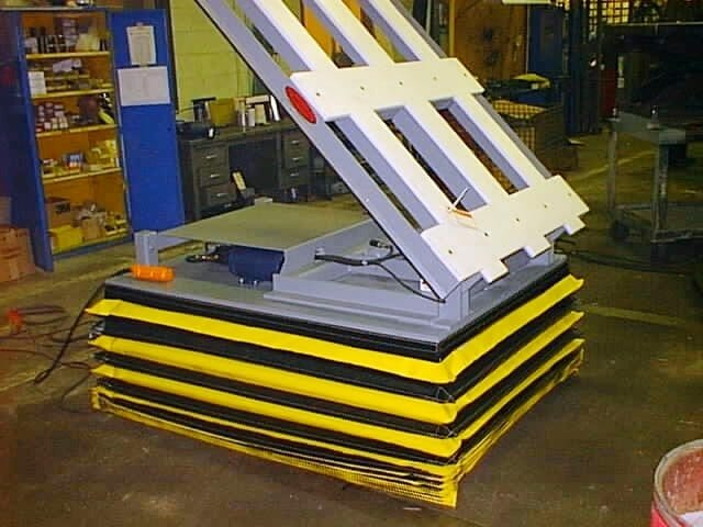 custom dock lifts