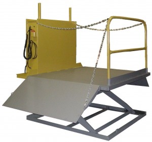 Surface-Mount Loading Dock Lifts