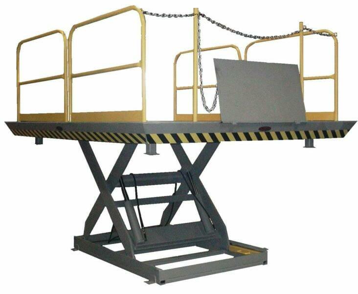 heavy duty dock lifts