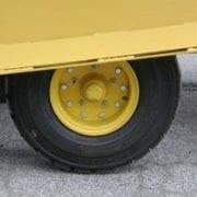 loading dock equipment mobile ramps tires