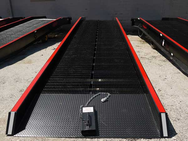 Copperloy Yard Ramps