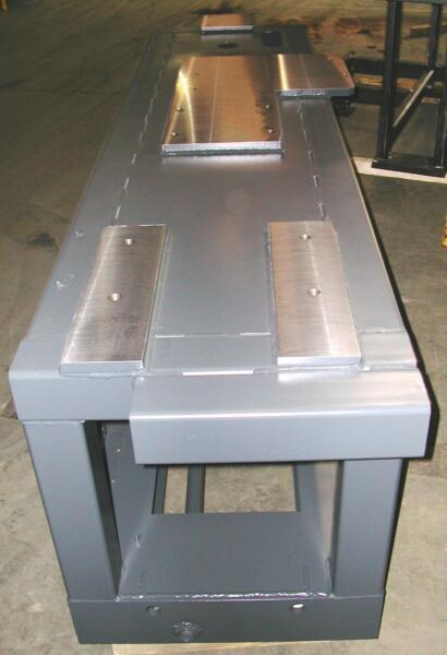 custom steel fabrication percision machining