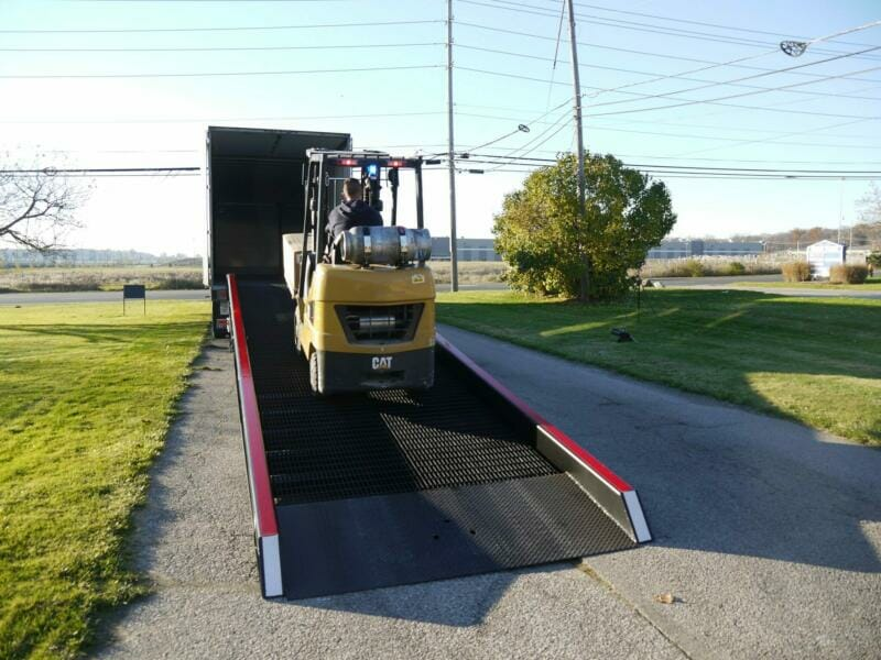 Steel Truck Ramps from Copperloy®