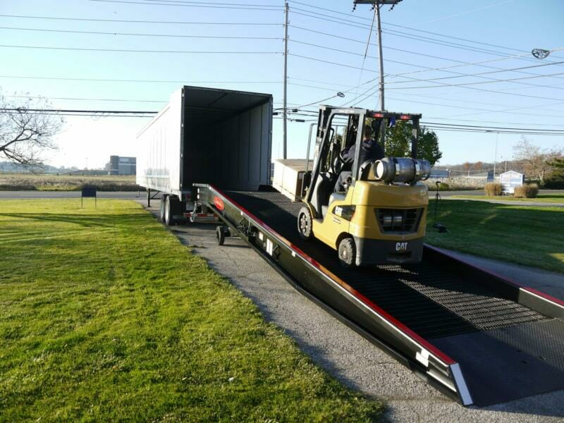 Aluminum Truck Ramps from Copperloy®