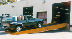 yard ramp and loading dock in Arizona