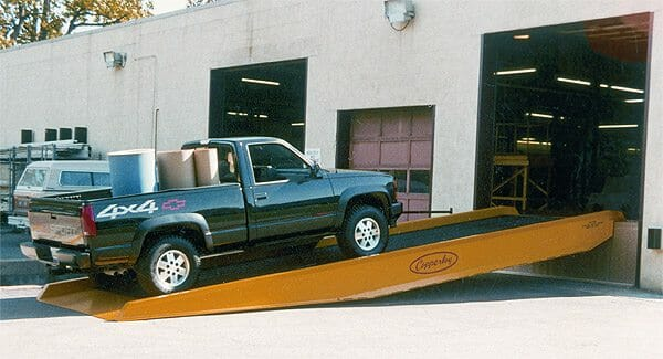 South Dakota yard ramps