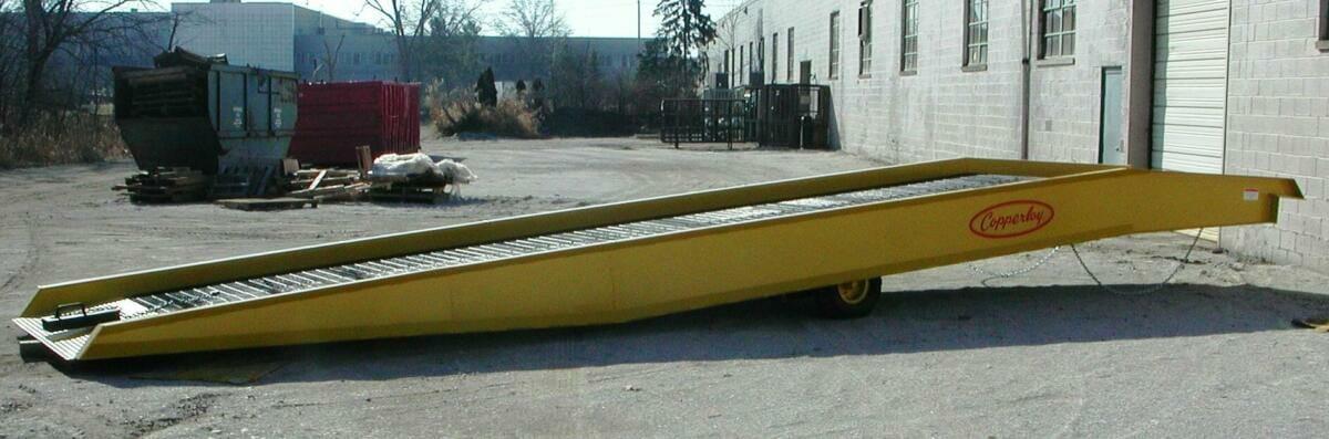 Vermont yard ramps