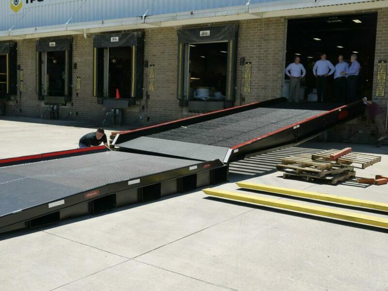 2 piece ramp