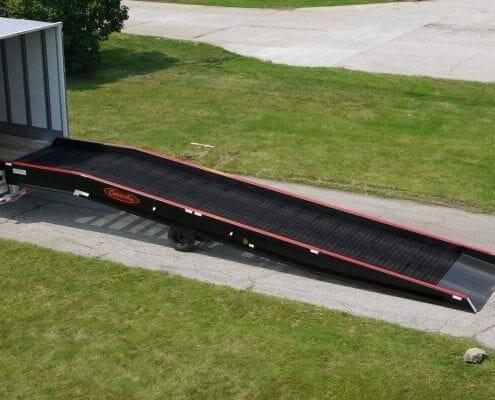 35k capacity yard ramp
