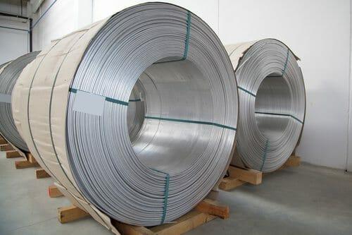 Aluminum from Copperloy