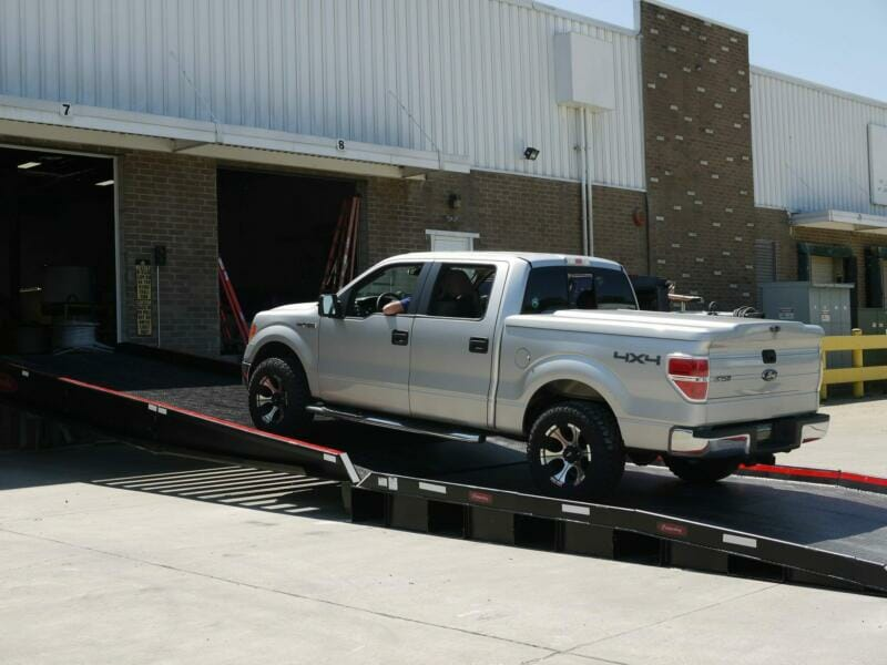 heavy duty ramps for trucks