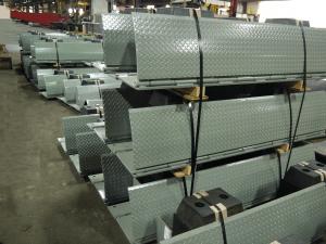 Copperloy® edge of dock leveler capacities