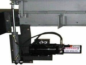 Copperloy® hydraulic edge of dock levelers voltage