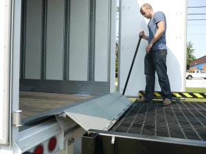 image showing Copperloy® dock leveler service range