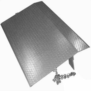 Steel Dock Plate from Copperloy®