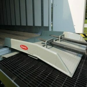 Steel & Aluminum Yard Ramps