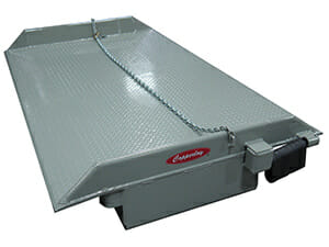 Copperloy® Dock Railboard with Lift Chains