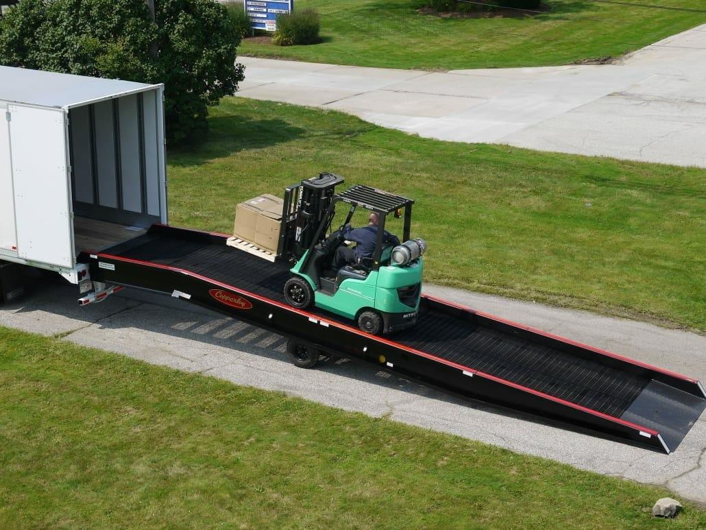 Ramp for Loading Dock