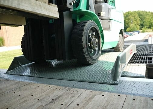 dock boards dock plates from Copperloy®