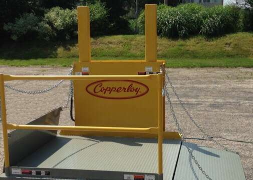 Copperloy® dock lift