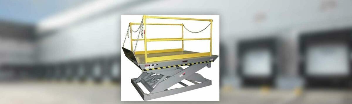Copperloy® pit mount dock lift