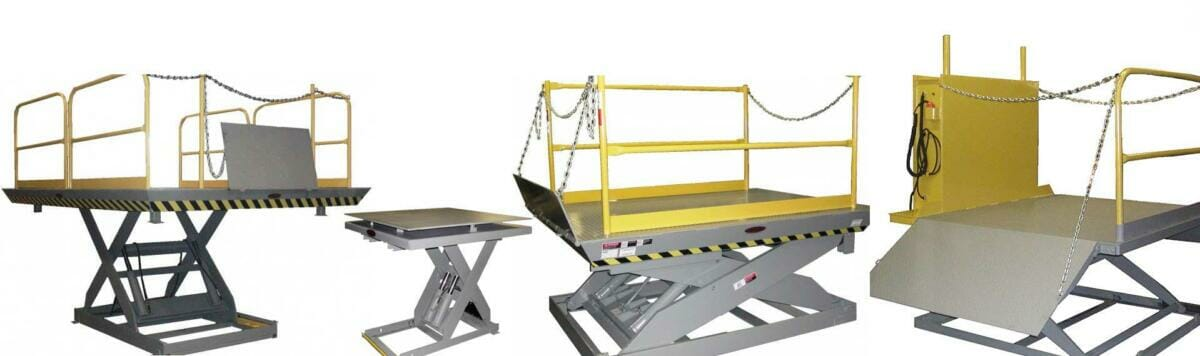 Copperloy® series of dock lifts