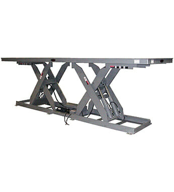 Double-Long Lift Tables