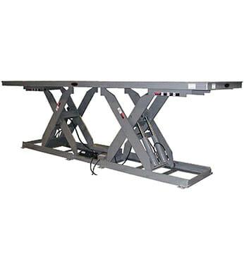 Double-Long Lift Tables