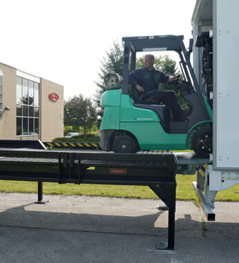 Portable Loading Docks