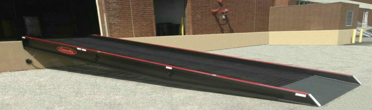 Copperloy® dock ramps