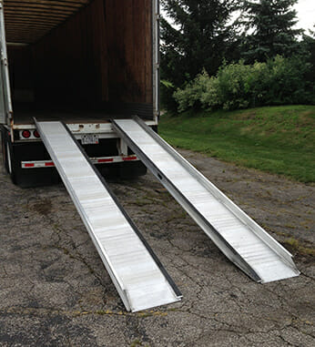 Twin Lock Ramps / Split Ramps